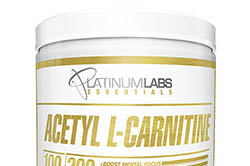 Acetyl L-Carnitine от Platinum Labs