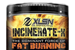 Incinerate-X от Xcel Sports Nutrition