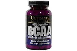BCAA 500 mg от Ultimate Nutrition