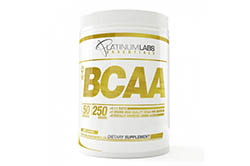 BCAA Essentials (250г.) от Platinum Labs