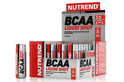 BCAA Liquid Shot 60ml от Nutrend