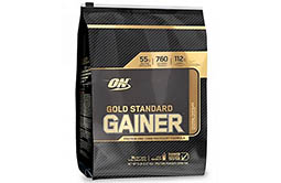 Гейнер Gold Standard Gainer от Optimum Nutrition 4500г