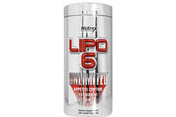 Lipo-6 Unlimited от Nutrex