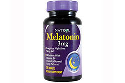 Melatonin 3mg от Natrol