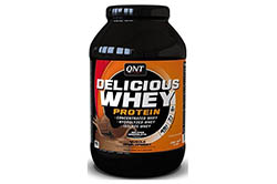 Delicious Whey Protein (2200г) от QNT