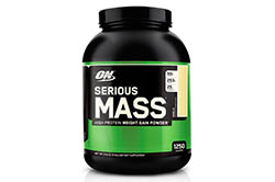 Гейнер Serious Mass (2727г.) от Optimum Nutrition