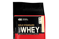 100% Whey Gold Standard 10lb (4540г) от ON