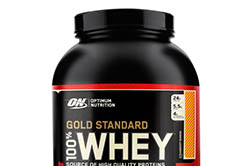 100% Whey Gold Standard 5lb (2270г) от ON